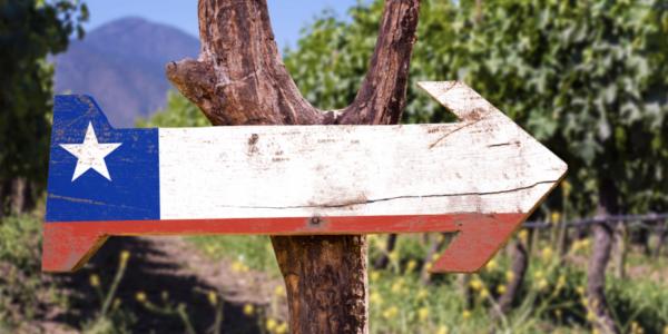 Spar op til 40% på vin fra Chile